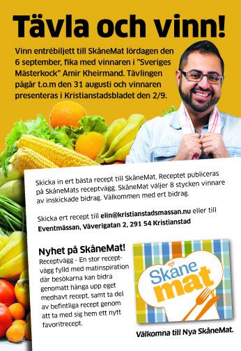 Tävling Skånemat kopiera